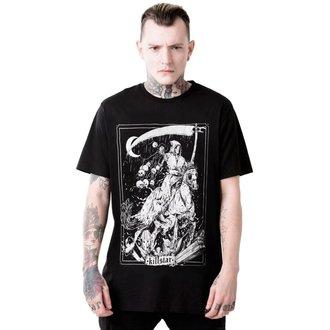 tričko pánské KILLSTAR - HORSEMAN - BLACK, KILLSTAR