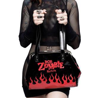kabelka (taška) KILLSTAR - Rob Zombie - Hot Hell - BLACK, KILLSTAR, Rob Zombie