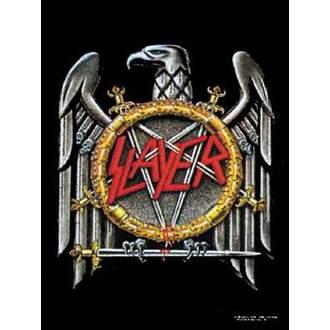 vlajka SLAYER HFL 059, HEART ROCK, Slayer