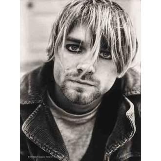 vlajka Nirvana - Suicide, HEART ROCK, Nirvana