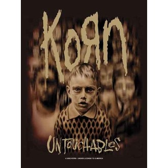 vlajka KORN - Blurry Kids - HFL460