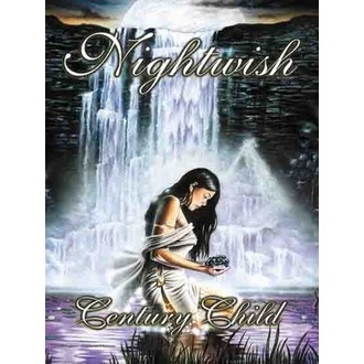 vlajka Nightwish - Century Child, HEART ROCK, Nightwish