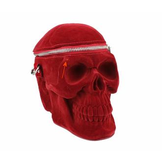 taška (kabelka) KILLSTAR - Grave Digger Skull - KSRA001500 - POŠKOZENÁ, KILLSTAR
