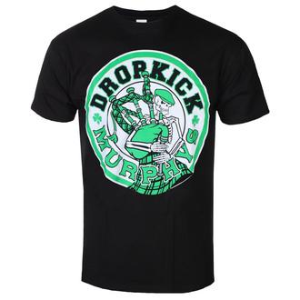 tričko pánské Dropkick Murphys - Skelly Circle - Black - KINGS ROAD, KINGS ROAD, Dropkick Murphys