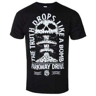 tričko pánské Parkway Drive - Bombs - Black - KINGS ROAD, KINGS ROAD, Parkway Drive