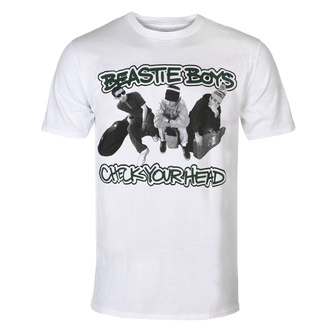 tričko pánské Beastie Boys - Bees Tea - White - KINGS ROAD, KINGS ROAD, Beastie Boys
