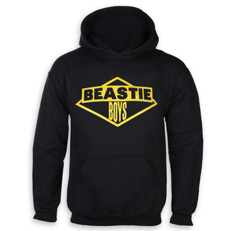 mikina pánská Beastie Boys - BB Logo - Black - KINGS ROAD, KINGS ROAD, Beastie Boys
