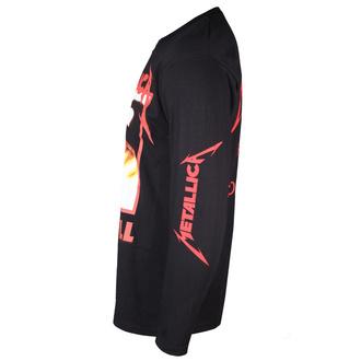 tričko pánské s dlouhým rukávem Metallica - Kill Em All - Black, NNM, Metallica