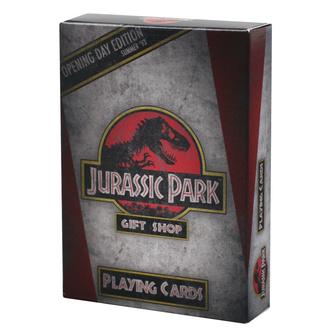 hrací karty Jurský park, NNM, Jurský park
