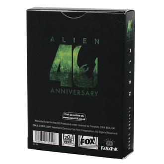 hrací karty Alien, NNM, Alien