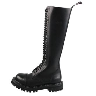boty STEADY´S - 30 dírkové - Black - STE/30_black