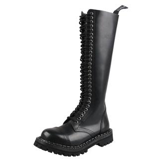 boty STEADY´S - 30 dírkové - Black, STEADY´S