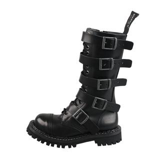 boty STEADY´S - 15 dírkové - Black - STE/15, STEADY´S