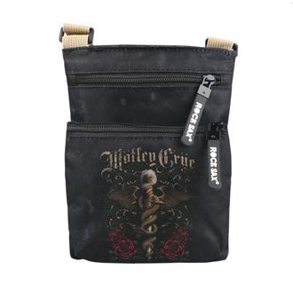 taška (crossbody) Mötley Crüe - ROSE, NNM, Mötley Crüe