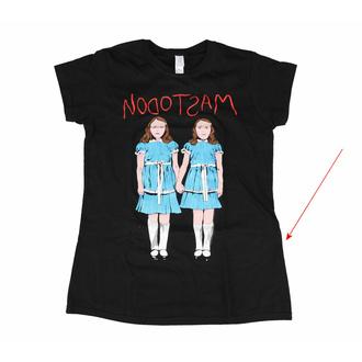 tričko dámské Mastodon - Twins - ROCK OFF - MASTEE05LB - POŠKOZENÉ, ROCK OFF, Mastodon