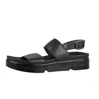 boty dámské (sandály) ALTERCORE -  Camille - Vegan Black - ALT076