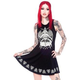 šaty dámské KILLSTAR - In Like Sin, KILLSTAR
