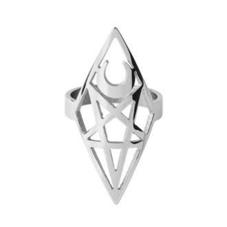 prsten KILLSTAR - Isma - SILVER
