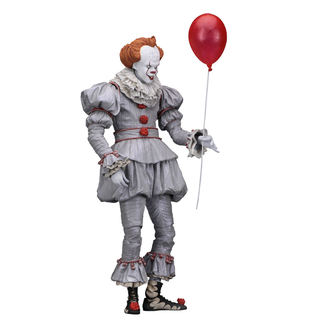 figurka TO - Stephen King - 2017 Pennywise, NNM