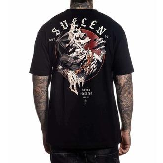 tričko pánské SULLEN - JAMESTEX - BLACK - SCM2625_BK
