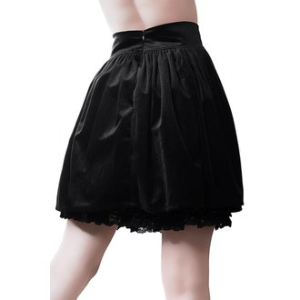 sukně dámská KILLSTAR - JULIET SKIRT - BLACK, KILLSTAR