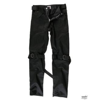 kalhoty pánské Black Pistol - Bondage Jeans Denim Black