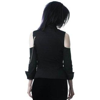 košile dámská KILLSTAR - Kalista Teachers Pet - BLACK, KILLSTAR