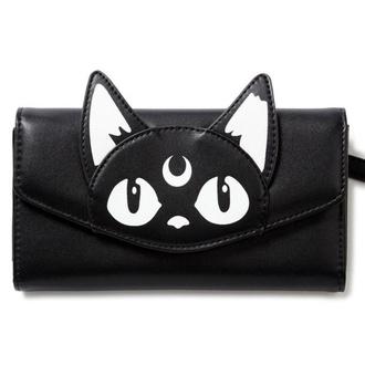 peněženka KILLSTAR - Keiko Kitty - BLACK - K-PRS-F-2468