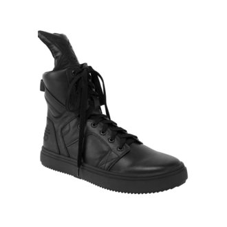 boty KILLSTAR - Killin' It High Tops - BLACK - KSRA000014
