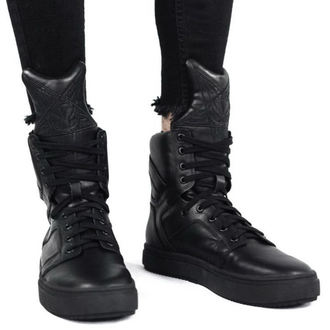 boty KILLSTAR - Killin' It High Tops - BLACK, KILLSTAR