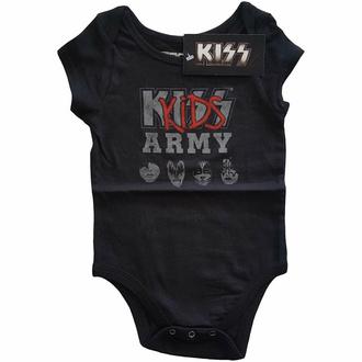 body dětské Kiss - Kids Army - ROCK OFF, ROCK OFF, Kiss