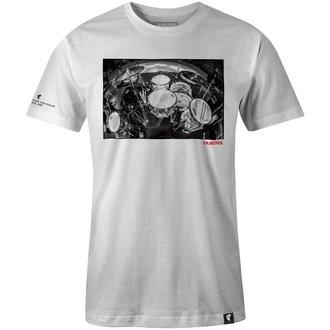 tričko pánské FAMOUS STARS & STRAPS - THRONE VIEW - WHITE, FAMOUS STARS & STRAPS