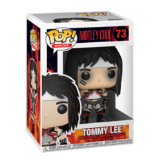 figurka Mötley Crüe - POP! - Rocks - Tommy Lee, POP, Mötley Crüe