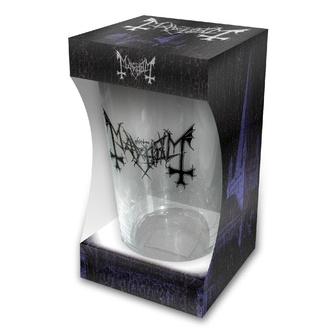 sklenice Mayhem - Logo - RAZAMATAZ, RAZAMATAZ, Mayhem