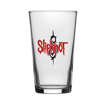 sklenice Slipknot - Logo - RAZAMATAZ, RAZAMATAZ, Slipknot