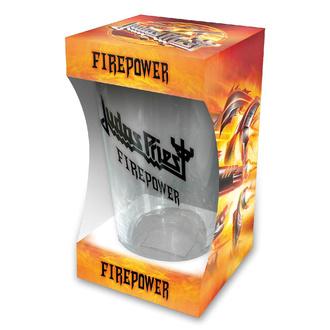 sklenice Judas Priest - Firepower - RAZAMATAZ, RAZAMATAZ, Judas Priest