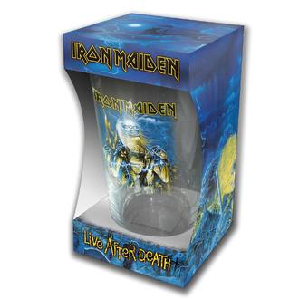 sklenice Iron Maiden - Live After Death - RAZAMATAZ, RAZAMATAZ, Iron Maiden