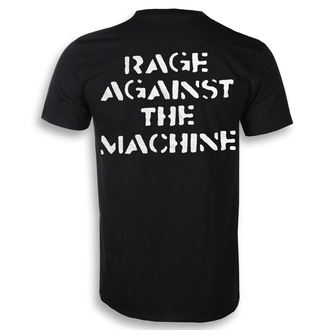 tričko pánské Rage Against The Machine - Large Fist - Black, NNM, Rage against the machine