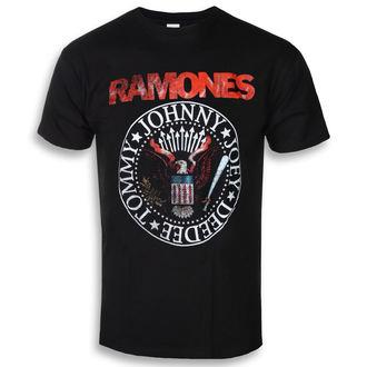 tričko pánské Ramones - Eagle Seal - ROCK OFF, ROCK OFF, Ramones