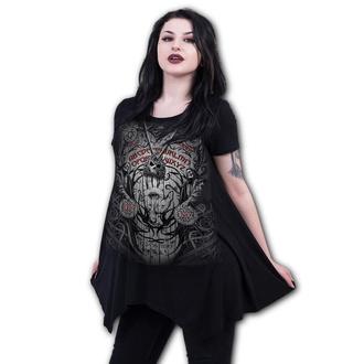 tričko dámské SPIRAL - SPIRIT BOARD - Smock, SPIRAL