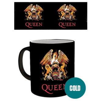 hrnek termoefekt Queen - GB posters, GB posters, Queen