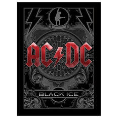 obraz AC/DC - Black Ice - PYRAMID POSTERS, PYRAMID POSTERS, AC-DC