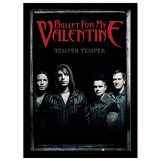 obraz Bullet For My Valentine - Group - PYRAMID POSTERS, PYRAMID POSTERS, Bullet For my Valentine