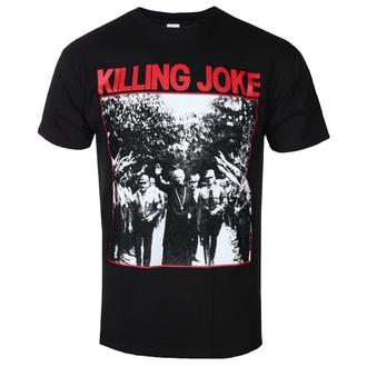 tričko pánské KILLING JOKE - POPE BLACK - PLASTIC HEAD, PLASTIC HEAD, Killing Joke