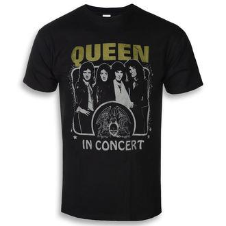 tričko pánské Queen - In Concert - ROCK OFF, ROCK OFF, Queen