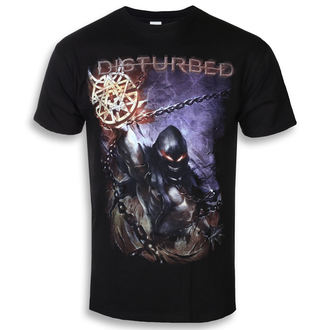 tričko pánské Disturbed - Vortex - ROCK OFF, ROCK OFF, Disturbed