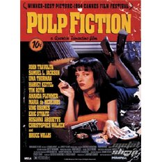 obraz 3D Pulp Fiction (One-sheet) - PPL70031, PYRAMID POSTERS