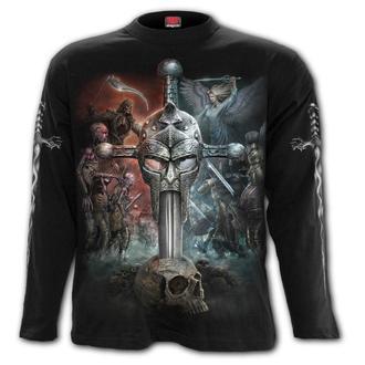 tričko pánské s dlouhým rukávem SPIRAL - APOCALYPSE, SPIRAL