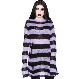 svetr unisex KILLSTAR - Lavender Mist - PURPLE, KILLSTAR
