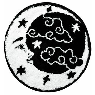 koberec (koupelna) KILLSTAR - La Luna Bathroom Rug - Black, KILLSTAR